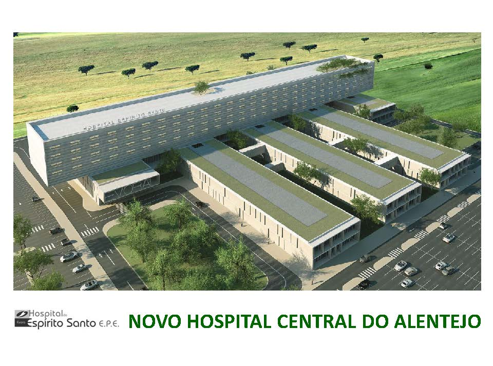 Novo Hospital Central do Alentejo