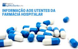 imagem do post do Linha direta para agendamento de recolha de medicação