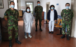 imagem do post do Hospital de Évora realiza parceria com o Exército, na Unidade de Saúde Militar de Évora