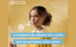 imagem do post do Campanha SPEAK OUT #TobaccoExposed