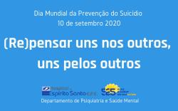 imagem do post do HESE assinala mês da prevenção do suicídio