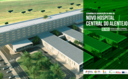 imagem do post do Adjudicação da Obra do Novo Hospital Central do Alentejo