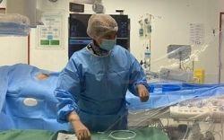 imagem do post do Hospital de Évora realiza Angiografia Cerebral de diagnóstico