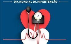 imagem do post do Dia Mundial da Hipertensão   17 de maio